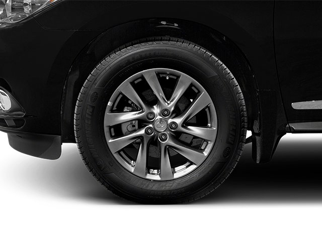2014 INFINITI QX60 Prices and Values Utility 4D AWD V6 wheel