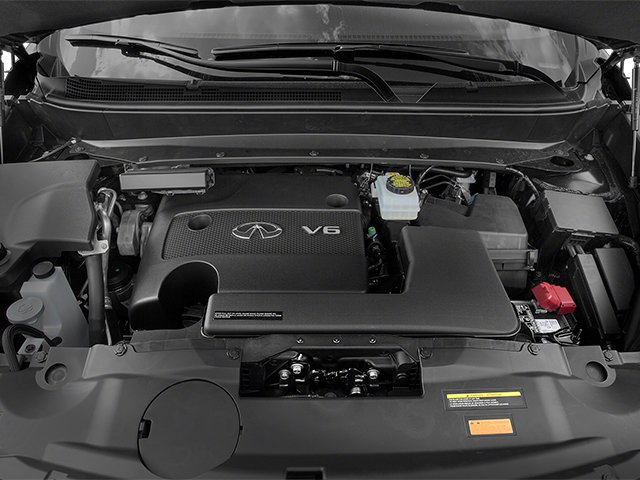 2014 INFINITI QX60 Prices and Values Utility 4D AWD V6 engine