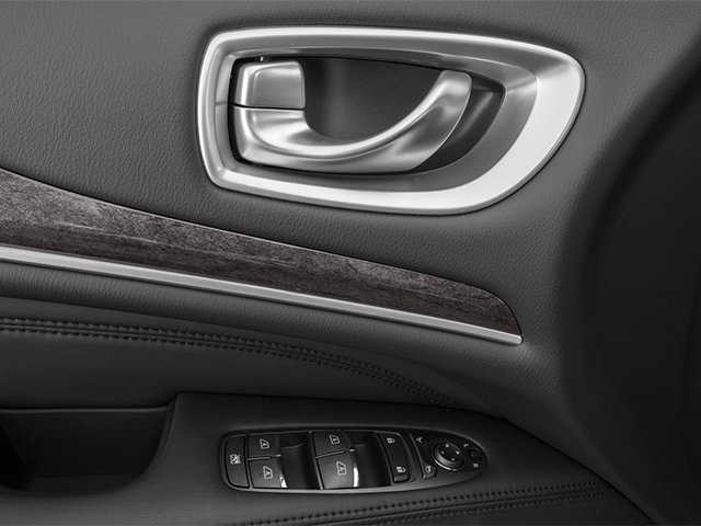 2014 INFINITI QX60 Prices and Values Utility 4D AWD V6 driver's side interior controls