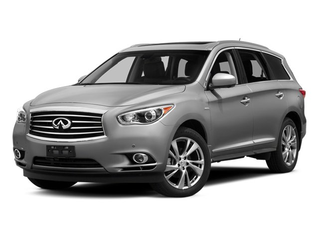2014 INFINITI QX60 Prices and Values Utility 4D Hybrid AWD I4 side front view