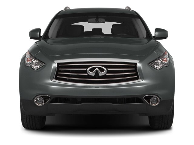 2014 INFINITI QX70 Prices and Values Utility 4D AWD V6 front view