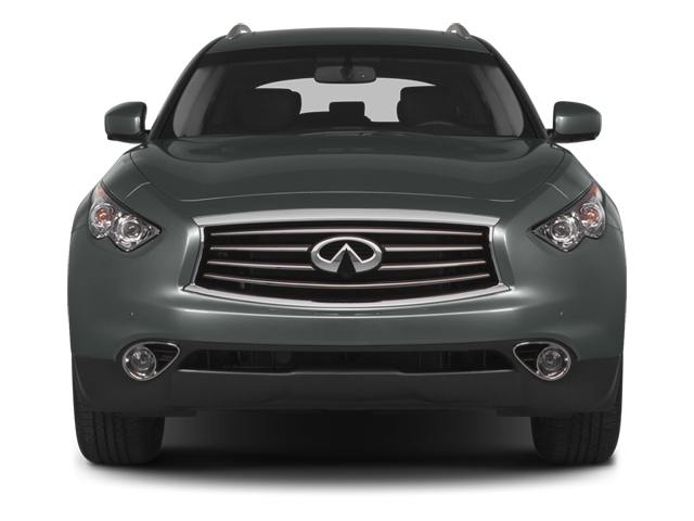 2014 INFINITI QX70 Pictures QX70 Utility 4D AWD V6 photos front view