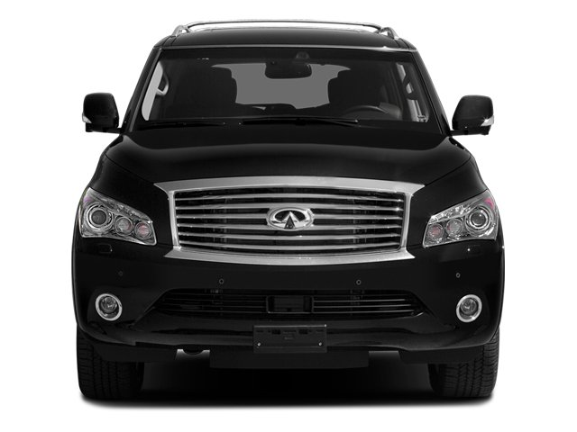 2014 INFINITI QX80 Prices and Values Utility 4D AWD V8 front view