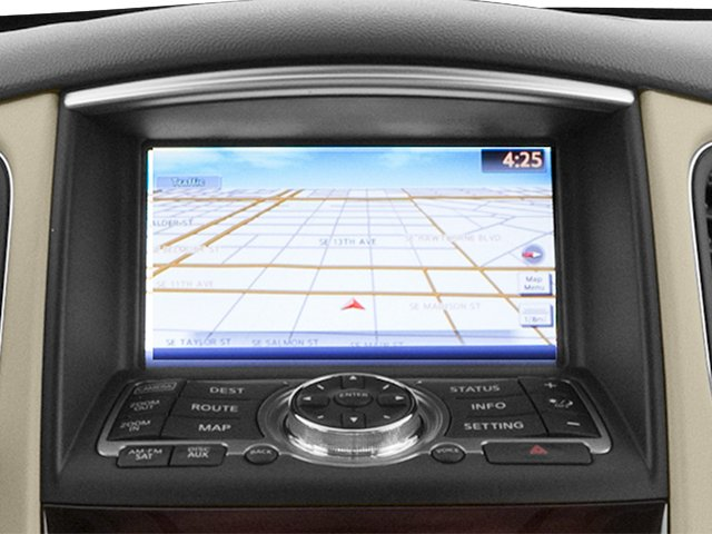 2014 INFINITI QX50 Prices and Values Utility 4D Journey 2WD V6 navigation system