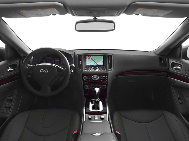 2014 INFINITI Q60 Convertible Prices and Values Convertible 2D Sport V6 full dashboard