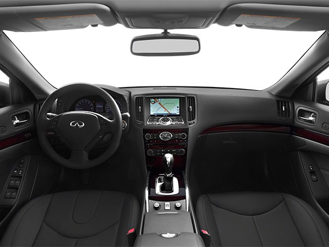 2014 INFINITI Q60 Convertible Prices and Values Convertible 2D V6 full dashboard