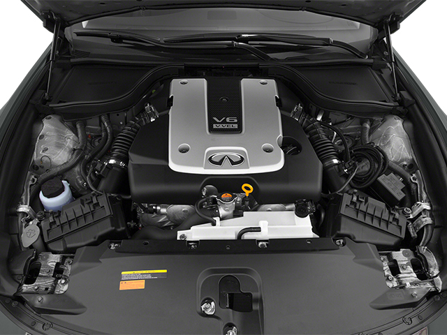 2014 INFINITI Q60 Convertible Prices and Values Convertible 2D V6 engine