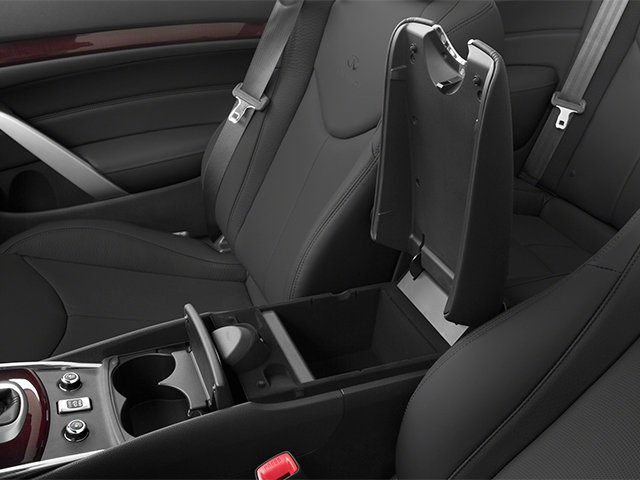 2014 INFINITI Q60 Convertible Prices and Values Convertible 2D V6 center storage console
