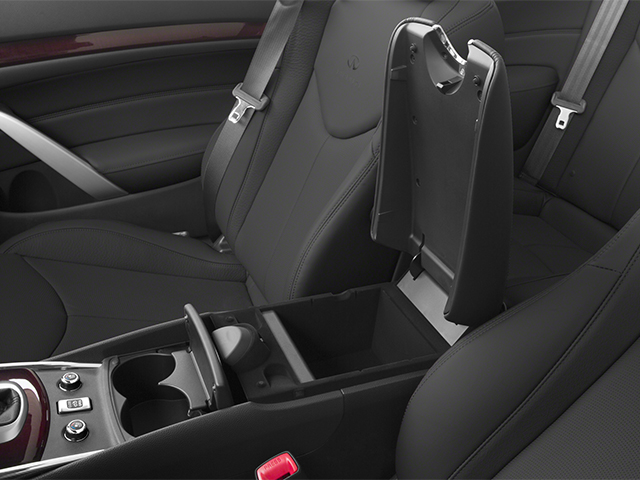 2014 INFINITI Q60 Convertible Prices and Values Convertible 2D Sport V6 center storage console