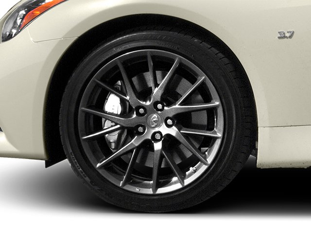 2014 INFINITI Q60 Convertible Prices and Values Convertible 2D IPL V6 wheel