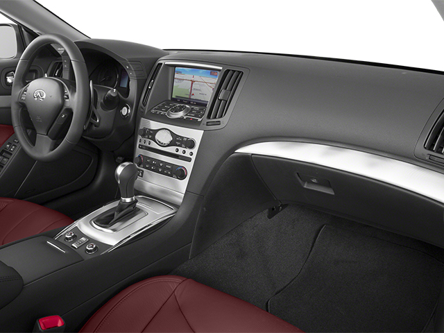 2014 INFINITI Q60 Convertible Prices and Values Convertible 2D IPL V6 passenger's dashboard