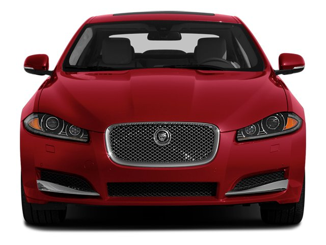 2014 Jaguar XF Prices and Values Sedan 4D Portfolio I4 Turbo front view