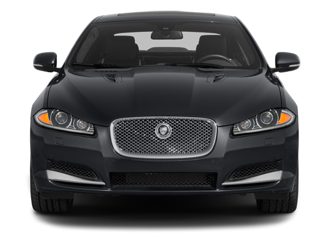 2014 Jaguar XF Prices and Values Sedan 4D Portfolio V6 Supercharged front view