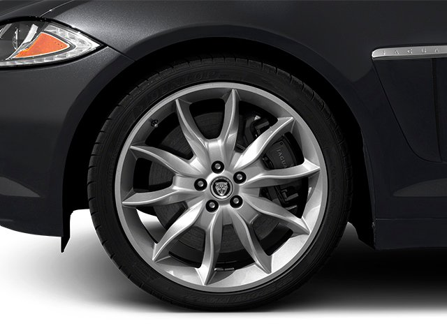 2014 Jaguar XF Prices and Values Sedan 4D Portfolio V6 Supercharged wheel
