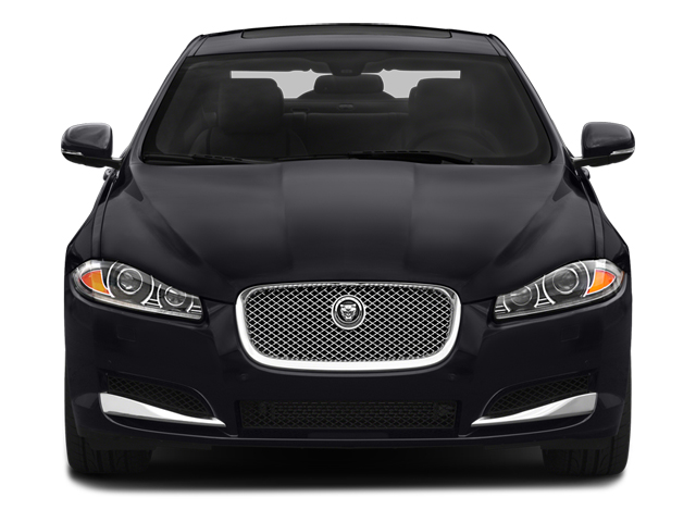 2014 Jaguar XF Prices and Values Sedan 4D V8 Supercharged front view