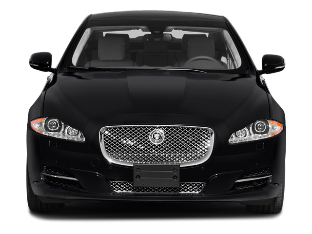 2014 Jaguar XJ Prices and Values Sedan 4D XJR V8 Supercharged front view