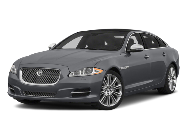 2014 Jaguar XJ Prices and Values Sedan 4D L Portolio V6