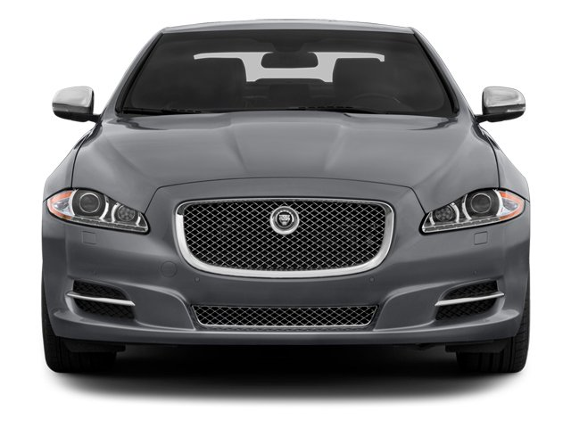 2014 Jaguar XJ Prices and Values Sedan 4D L Portolio V6 front view