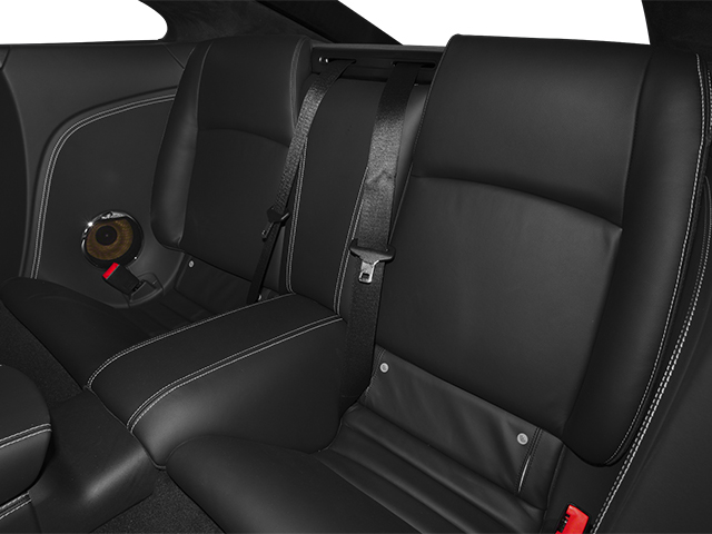 2014 Jaguar XK Prices and Values Coupe 2D XKR V8 Supercharged backseat interior