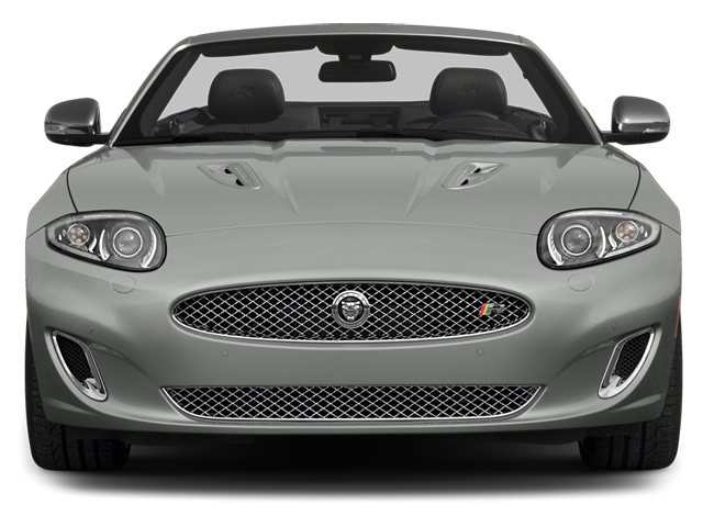 2014 Jaguar XK Prices and Values Convertible 2D XKR V8 Supercharged front view