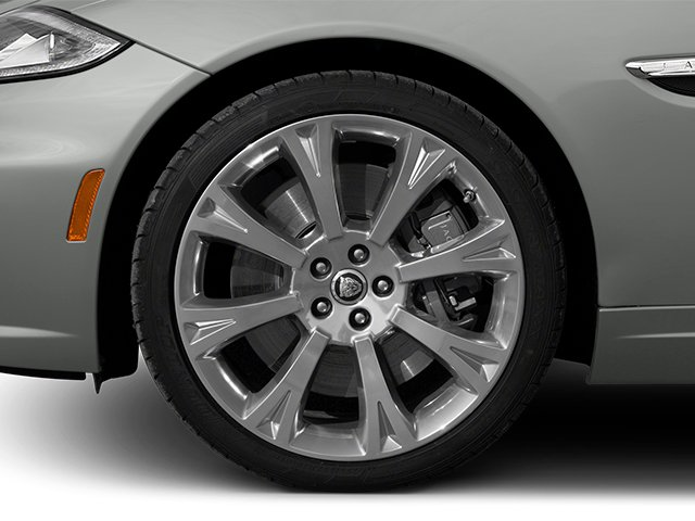 2014 Jaguar XK Prices and Values Convertible 2D XKR V8 Supercharged wheel