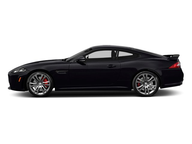 2014 Jaguar XK Prices and Values Coupe 2D XKR-S V8 Supercharged side view