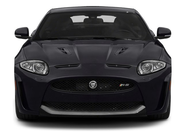 2014 Jaguar XK Prices and Values Coupe 2D XKR-S V8 Supercharged front view