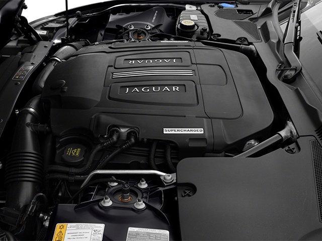 2014 Jaguar XK Prices and Values Coupe 2D XKR-S V8 Supercharged engine