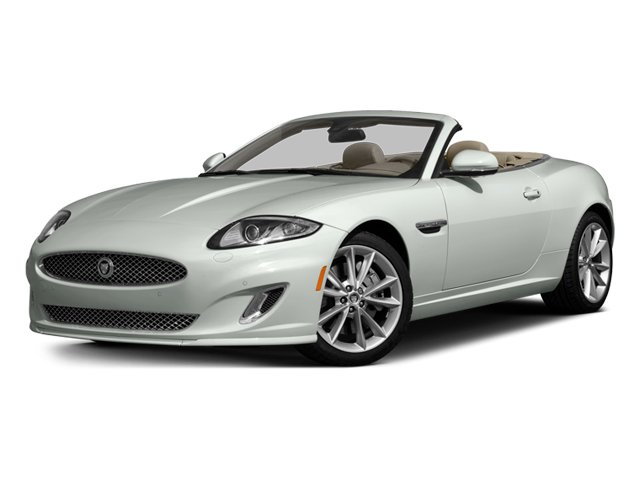 2014 Jaguar XK Pictures XK Convertible 2D Touring V8 photos side front view
