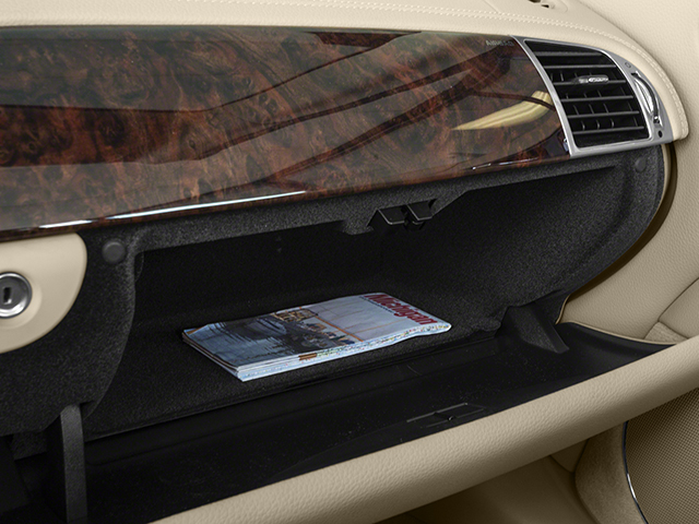 2014 Jaguar XK Pictures XK Convertible 2D Touring V8 photos glove box