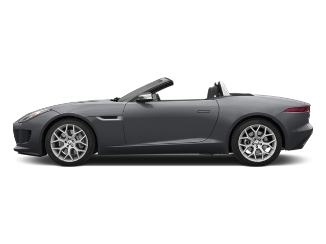 2014 Jaguar F-TYPE Prices and Values Convertible 2D V6 side view