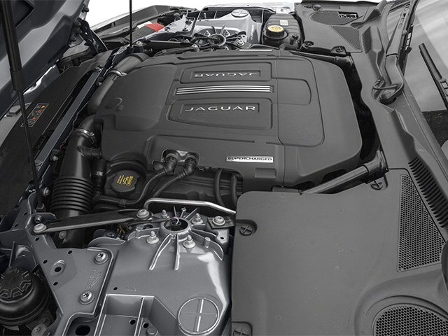2014 Jaguar F-TYPE Prices and Values Convertible 2D V6 engine