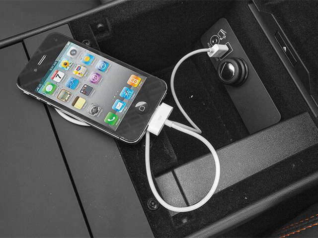 2014 Jaguar F-TYPE Prices and Values Convertible 2D V6 iPhone Interface