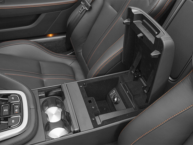 2014 Jaguar F-TYPE Prices and Values Convertible 2D V6 center storage console