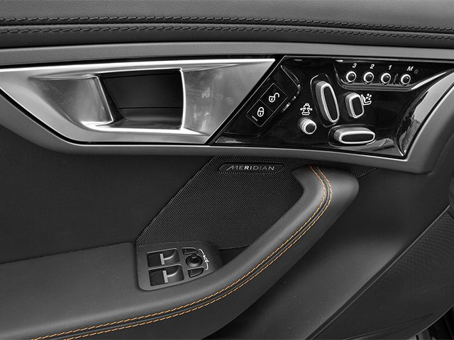 2014 Jaguar F-TYPE Prices and Values Convertible 2D V6 driver's side interior controls