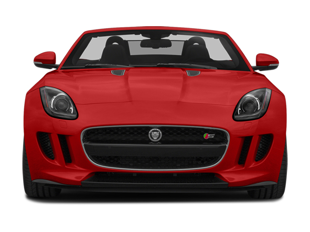 2014 Jaguar F-TYPE Prices and Values Convertible 2D S V6 front view