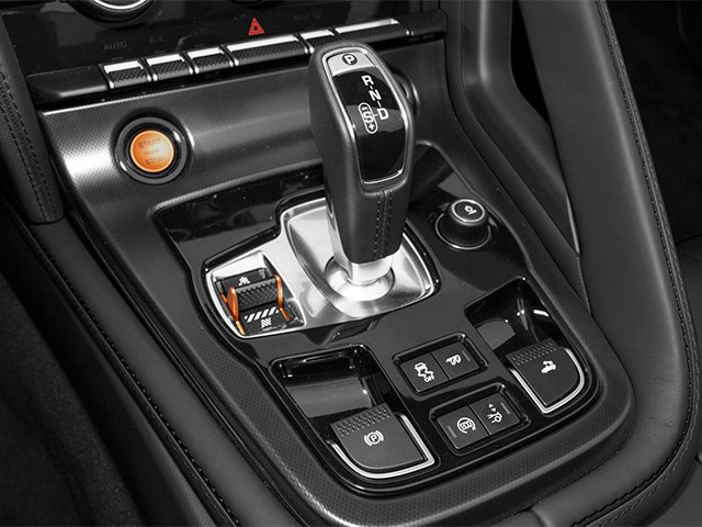 2014 Jaguar F-TYPE Prices and Values Convertible 2D S V6 center console