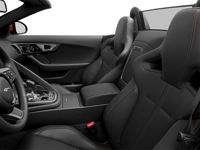 2014 Jaguar F-TYPE Pictures F-TYPE Convertible 2D S V8 photos front seat interior