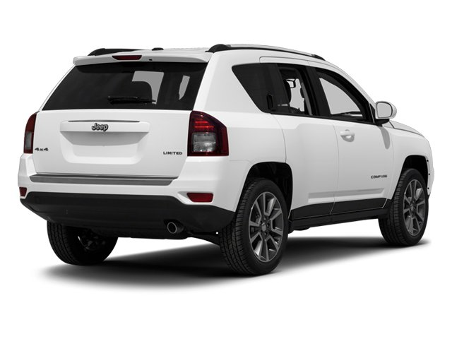 2014 Jeep Compass Prices and Values Utility 4D Altitude 2WD side rear view