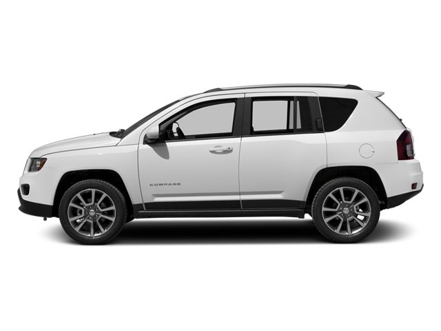 2014 Jeep Compass Prices and Values Utility 4D Altitude 2WD side view