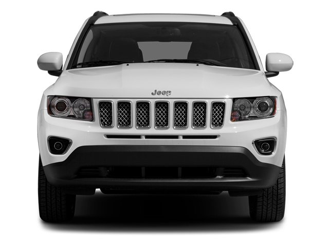 2014 Jeep Compass Prices and Values Utility 4D Altitude 2WD front view
