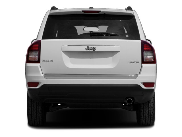 2014 Jeep Compass Prices and Values Utility 4D Altitude 2WD rear view
