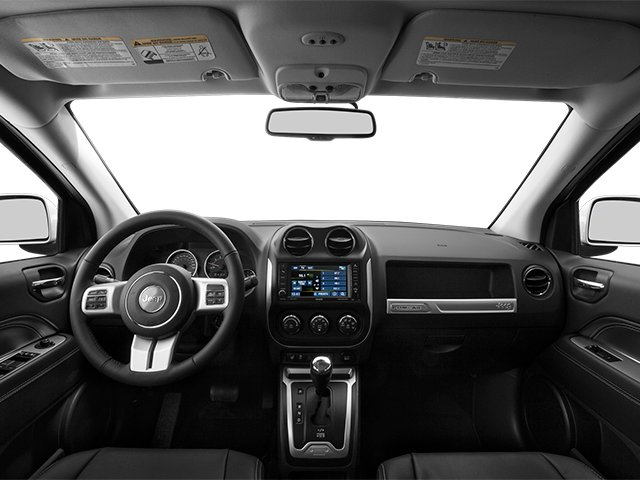 2014 Jeep Compass Prices and Values Utility 4D Altitude 2WD full dashboard