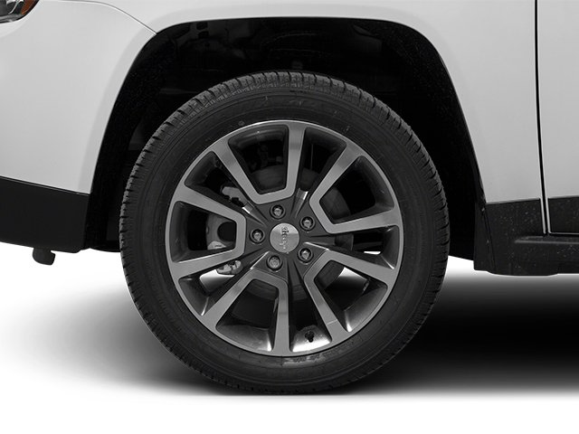 2014 Jeep Compass Prices and Values Utility 4D Altitude 2WD wheel