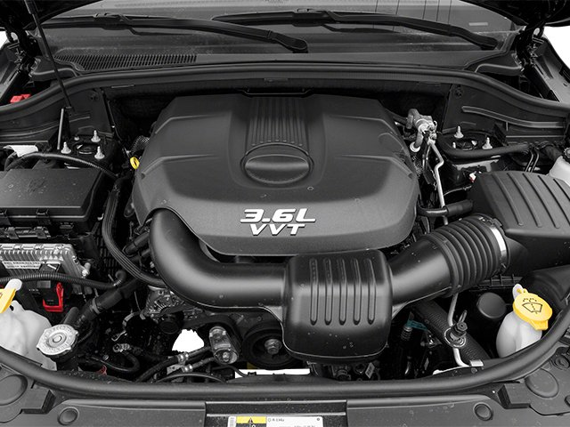 2014 Jeep Grand Cherokee Prices and Values Utility 4D Overland Diesel 4WD engine