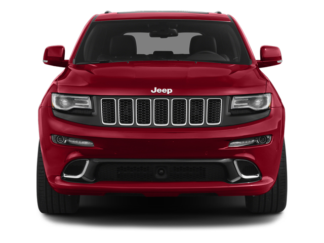 2014 Jeep Grand Cherokee Pictures Grand Cherokee Utility 4D SRT-8 4WD photos front view