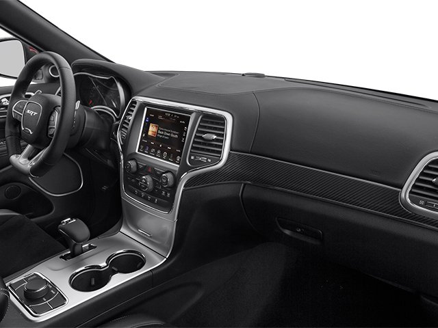 2014 Jeep Grand Cherokee Pictures Grand Cherokee Utility 4D SRT-8 4WD photos passenger's dashboard