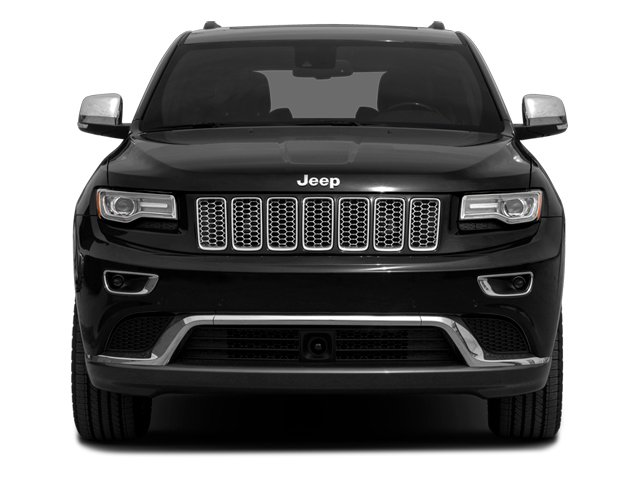 2014 Jeep Grand Cherokee Prices and Values Utility 4D Summit Diesel 4WD front view