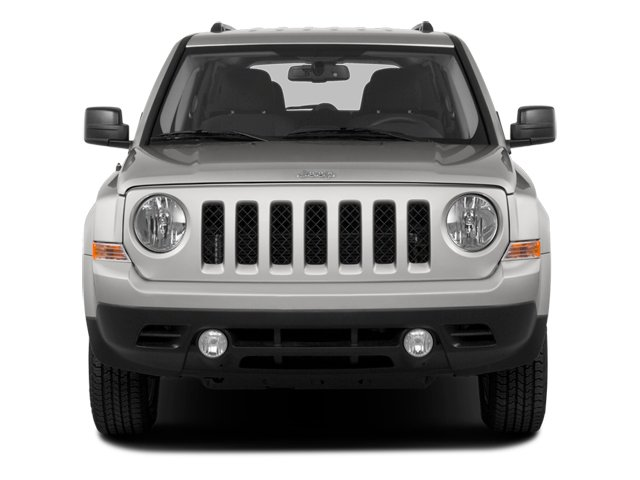 2014 Jeep Patriot Prices and Values Utility 4D Latitude 4WD front view