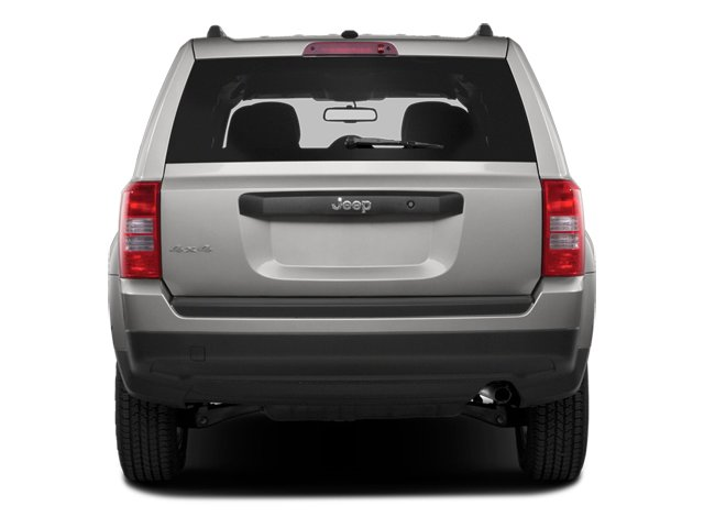 2014 Jeep Patriot Prices and Values Utility 4D Latitude 2WD rear view